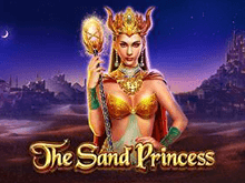The Sand Princess онлайн в казино на деньги